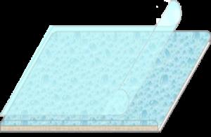 hydrohesive