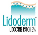 lidoderm patch logo